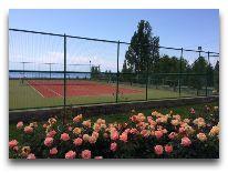 отель Karven Issuk Kul: Теннисный корт