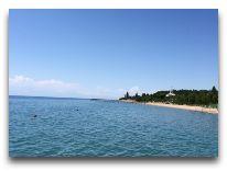отель Karven Issuk Kul: Озеро