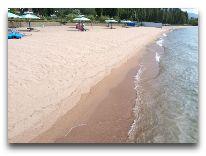 отель Karven Issuk Kul: Пляж отеля