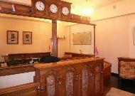 отель Isuz Hotel: Ресепшен