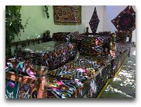 отель Jahongir: Айвана