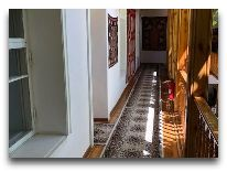отель Jahongir: Коридор