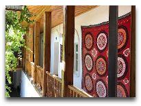 отель Jahongir: Веранда
