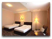 отель Jannat Regency: Номер Superiop Twin