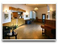отель Jelgava: Ресепшен