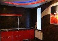 отель Jeppesen: Кухня Suite
