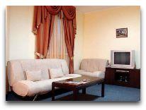 отель Jeppesen: Номер Suite VIP