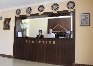 отель Jipek Joli: Ресепшен