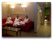 отель Johan: Индивидуальная сауна