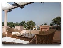 отель Джоконда: Открытая терраса