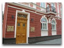 гостевой дом Jugend: Здание отеля