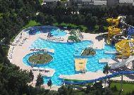 отель Bilgah Beach Hotel (бывший отель Jumeirah Bilgah Beach Hotel): Бассейн на территории отеля