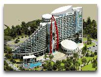 отель Bilgah Beach Hotel: Фасад отеля
