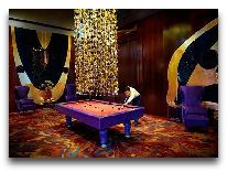 отель Bilgah Beach Hotel: Бильярд