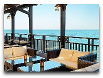 отель Bilgah Beach Hotel: Летняя терраса
