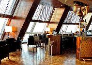 отель Yyldyz: Бар панорамный