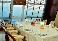 отель Yyldyz: Панорамный ресторан
