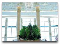 отель Yyldyz: Лобби отеля