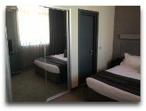 отель Kabadoni Hotel: Номер Dbl с тер. и видом на долину