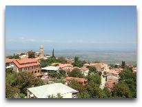 отель Kabadoni Hotel: Вид из номера Suite