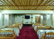 отель Kabir: Ресторан