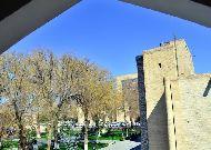отель Kabir: Вид из окна