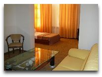 отель Kabir: Номер Luxe