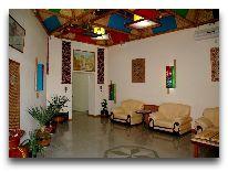 отель Kabir: Хол отеля