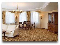 отель Кайзерхоф: Номер Suite Presidents