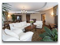 отель Кайзерхоф: Президентский номер