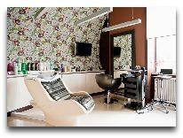 отель Кайзерхоф: Салон красоты
