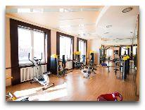 отель Кайзерхоф: Фитнес студия