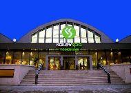 отель Kalev SPA: Вход в бассейн с улицы