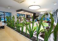 отель Kalev SPA: Кафе водного центра