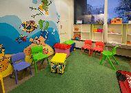 отель Kalev SPA: Детская комната у водного центра