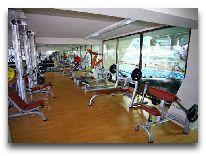 отель Kalev SPA: Фитнес-центр