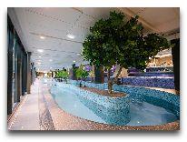 отель Kalev SPA: Водный центр