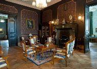 отель Замок Кальви: Каминный зал