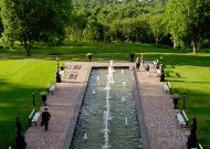 отель Замок Кальви: Фонтан