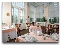 отель Замок Кальви: Ресторан