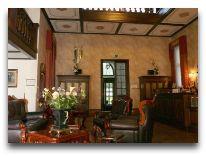 отель Замок Кальви: Ресепшен