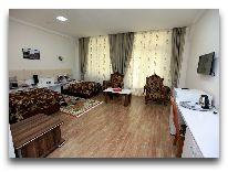 отель Kapaz Naftalan: Номер Family room