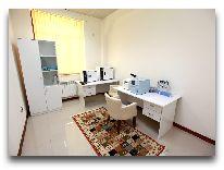 отель Kapaz Naftalan: Приемный кабинет