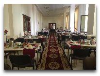 отель Kapaz Naftalan: Ресторан