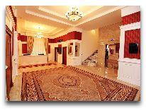 отель Kapaz Naftalan: Холл