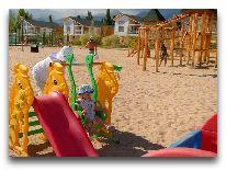 отель Каприз: Детская площадка
