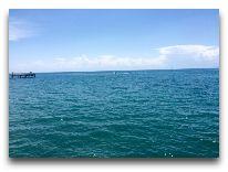 отель Каприз: Озеро