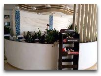 отель Каприз: Ресторан отеля