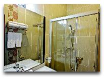 отель Каприз-Каракол: Ванная комната