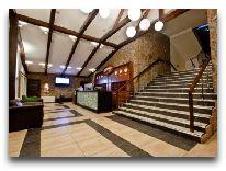 отель Каприз-Каракол: Холл